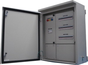 electrical panelboard
